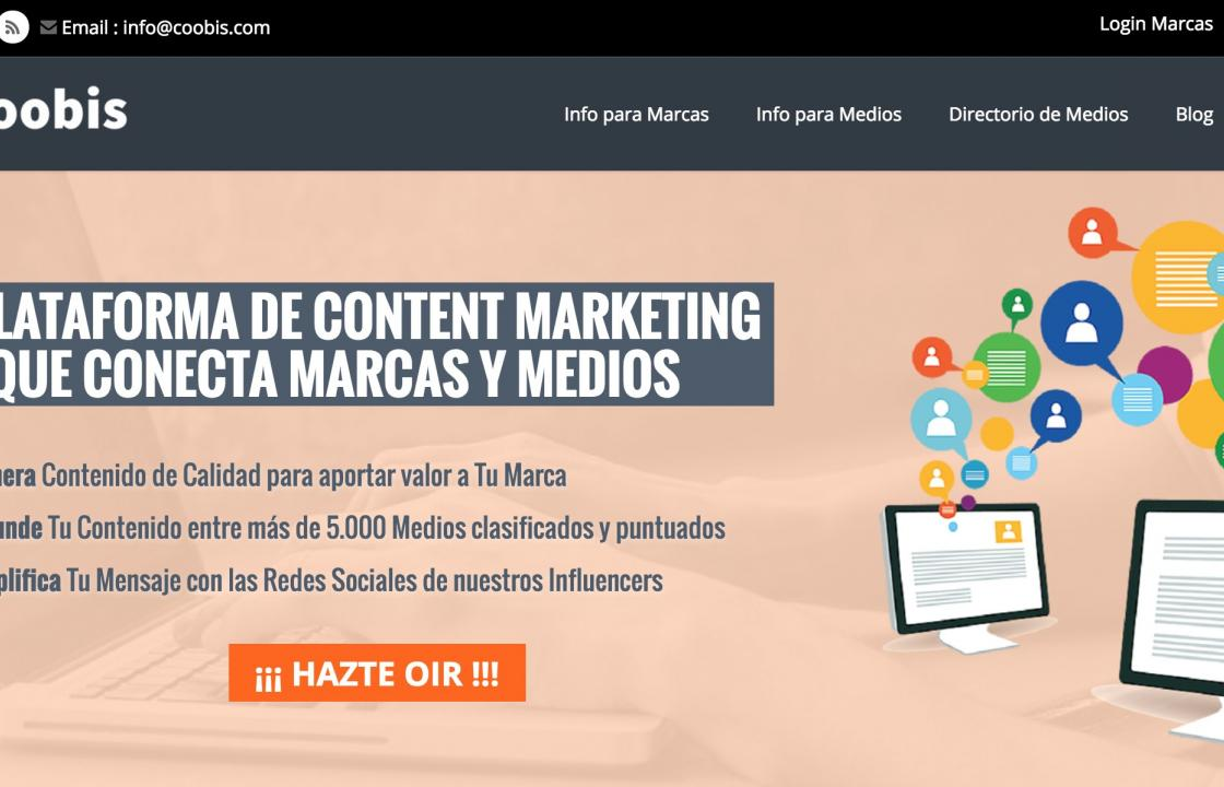 Content Marketing para catapultar tu negocio en internet